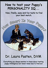 How Smart Is Your Puppy?: How to test your Puppies Personality IQ by Dr. Laura Pasten