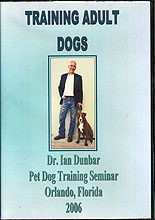 Training Adult Dogs by Ian Dunbar