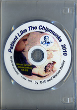 Patient Like the Chipmunks by Bob Bailey