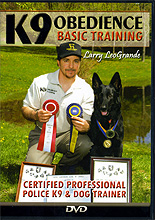 K9 Obedience Training by Larry LeoGrande