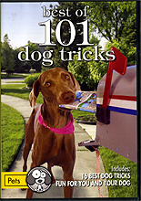 Best of 101 Dog Tricks by Kyra Sundance
