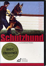 Schutzhund with Gottfried Dildei- Basic Obedience by Gottfried Dildei