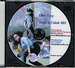 Disc Dogs: What To Know Before You Throw! by Melissa Heeter