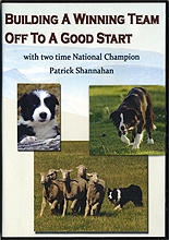Building a Winning Team - Off to a Good Start by Patrick Shannahan