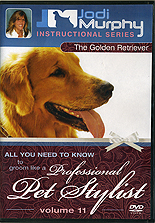Grooming the Golden Retriever by Jodi Murphy