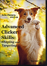 Advanced Clicker Skills: Shaping and Targeting by Julie Flanery