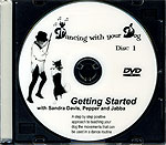 Dancing with Your Dog: Getting Started by Sandra Davis