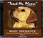 Teach Me, Please - Basic Obedience Course by Jean Smith