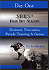 SIRIUS Four Day Academy  Day 1 - Business, Promotion, People Training & Games by Ian Dunbar