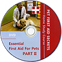 Essential First Aid For Pets - Part 2 by Dr. Andrew Jones, DVM